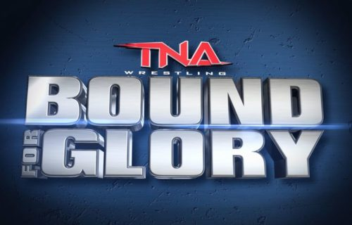 Ex-WWE Superstar Appears At Tonight's TNA Bound For Glory PPV
