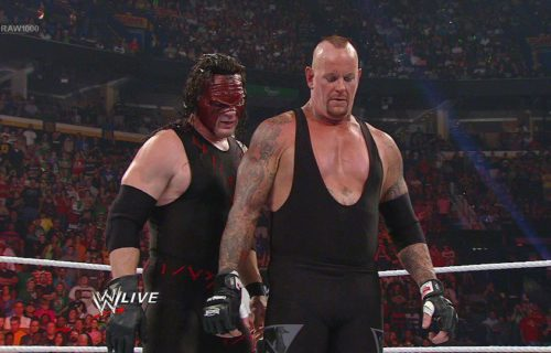 Video: Undertaker and Kane Reunite After SmackDown Live, Sin Cara Continues to Be Punished for Chris Jericho Scuffle