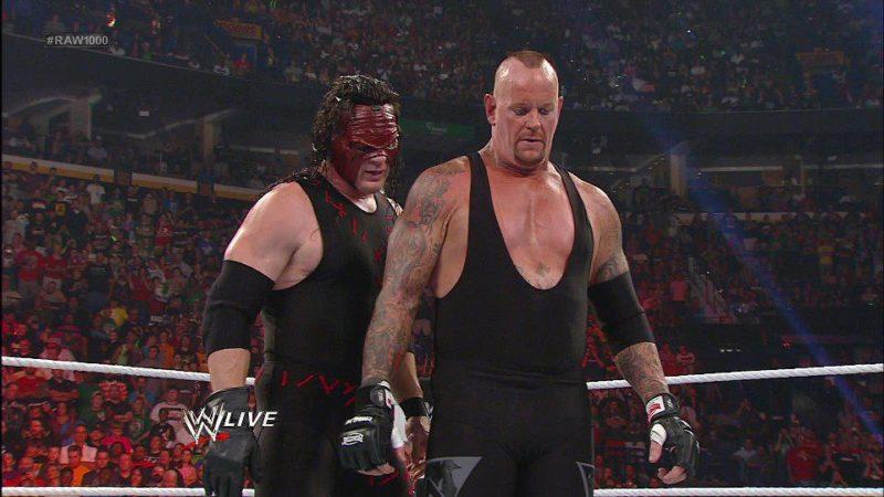 The Undertaker - kane