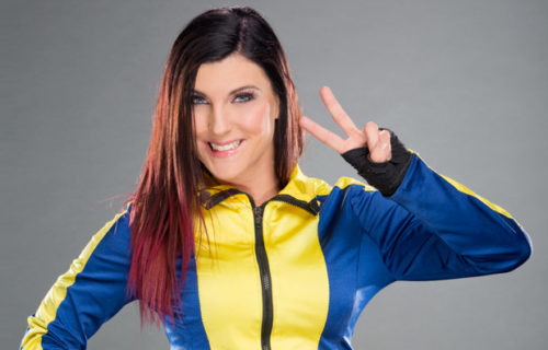 Backstage Update On Blue Pants Working In NXT