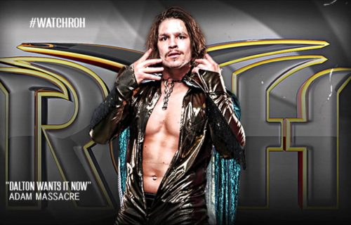 Dalton Castle Talks About His Character And His Feud With Silas Young