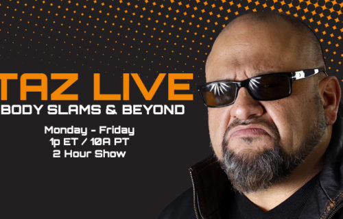 Taz Launches A New Daily Morning Show, WWE's Return Date To Memphis