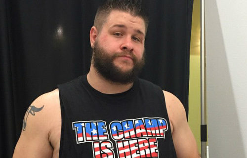 VIDEO: Kevin Owens On WWE 2K16 And His Rating In The Game