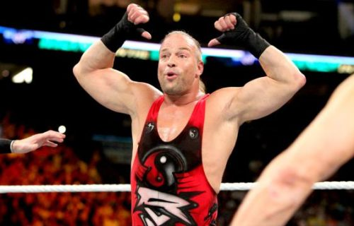 Rob Van Dam Explains Why He Doesn't Plan On Doing Another Run In WWE