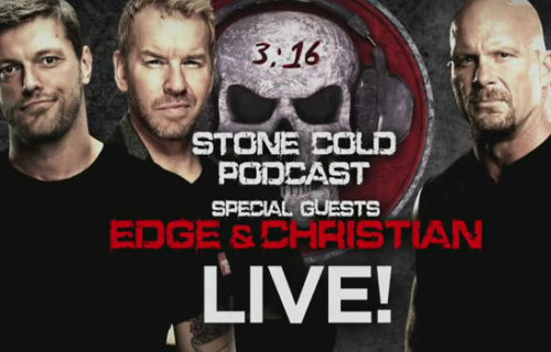 Steve Austin's Podcast Returns To The WWE Network Next Week, Virgil Wants To Be A New Day Member