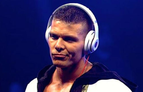 Tyson Kidd comments on the Extreme Rules crowd and the Iron Man Match