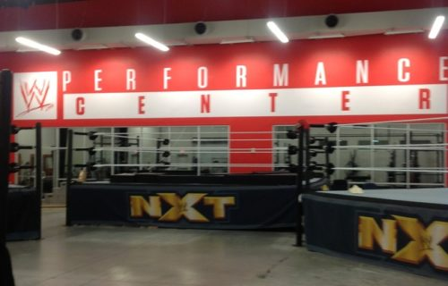 WWE launches a YouTube Channel for it's Performance Center