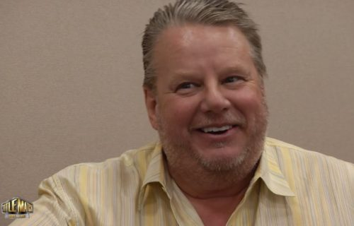 Bruce Prichard 'Replaces' Big Name WWE Writer
