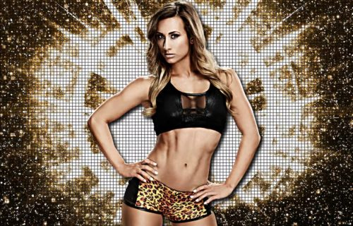 Carmella discusses relationship with Corey Graves, her development since leaving NXT, more