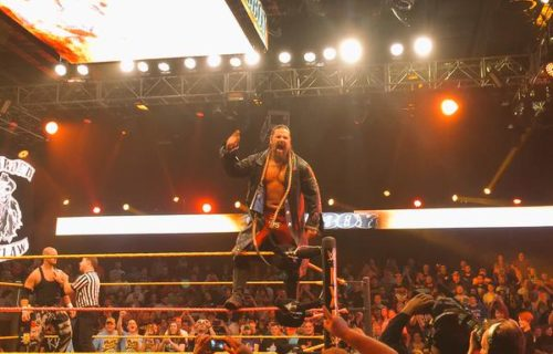 James Storm To Join NXT Full-Time?