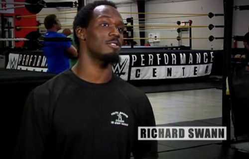 Rich Swann Talks About Training At The WWE Performance Center