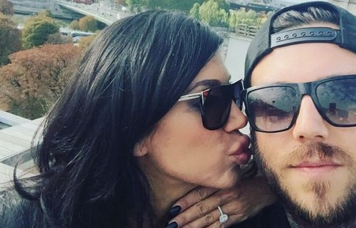 Rosa Mendes Gets Engaged While In Paris