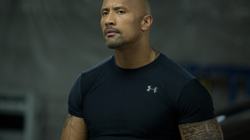 The Rock..