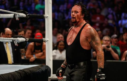 The Undertaker To Work WWE Live Events This Weekend