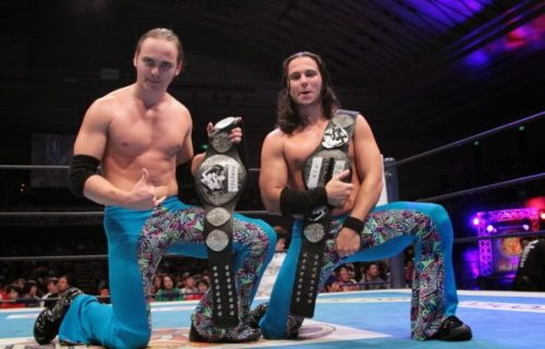 Young Bucks Planning To Do Big Things Next Year