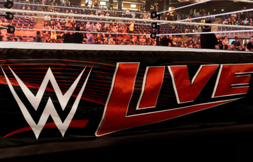 WWE reportedly preparing for the return of Live Events
