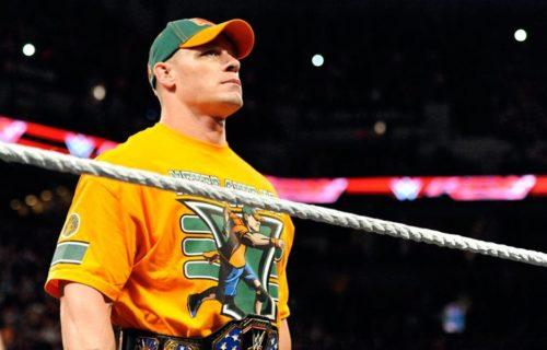 John Cena 'Botched' Move From AEW Star