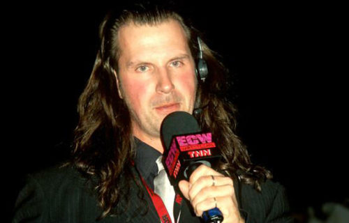 Cyrus On His Time In ECW, Paul Heyman, And Being Released By WWE