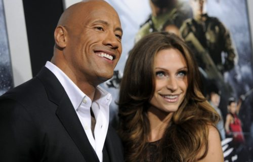 The Rock Confirms That His Girlfriend Is Pregnant