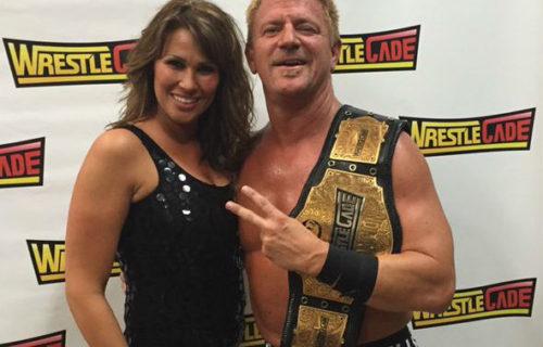 Jeff Jarrett Wins The WrestleCade Championship