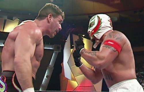 Rey Mysterio Wishes He Did Not Win The WWE Title Right After Eddie Guerrero Died