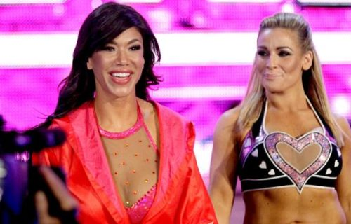 Natalya Comments On How Rosa Mendes' Pregnancy Will Impact The New Season Of Total Divas
