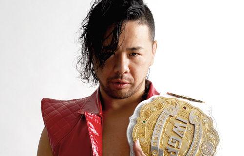 Shinsuke Nakamura To Wrestle At NXT Takeover: Dallas