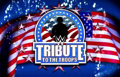 WWE Announces Tribute to the Troops 2016
