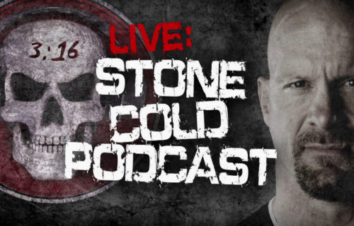 Update On Monday's All-New Episode Of The Stone Cold Podcast
