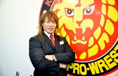 Hiroshi Tanahashi On If He Has Interest In Joining WWE And Shinsuke Nakamura Signing With NXT