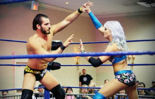 Part-Time NXT Star Engaged To Indie Talent