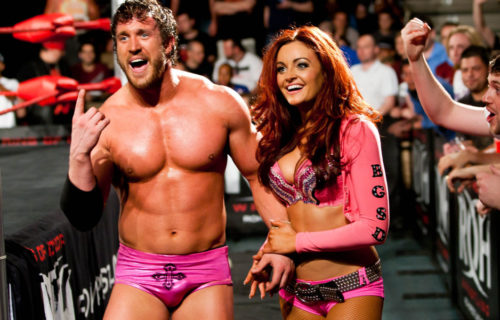 Maria Kanellis & Mike Bennett reportedly heading to WWE