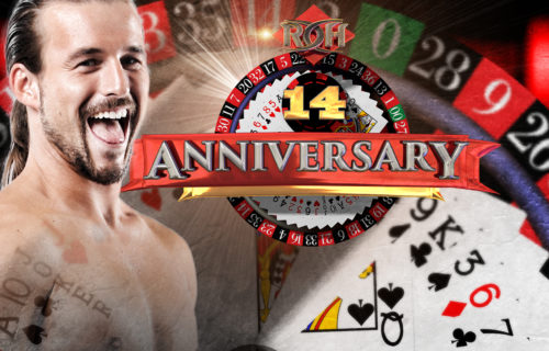 Triple Threat TV Title Match Set For Ring Of Honor's 14th Anniversary Show
