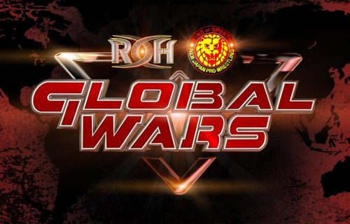 Tag Team Match Announced For The ROH Global Wars PPV