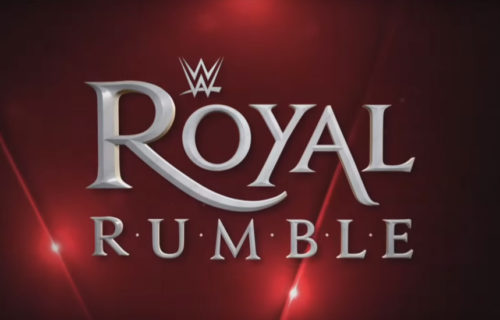 The Second Entrant In The Royal Rumble Match Is...