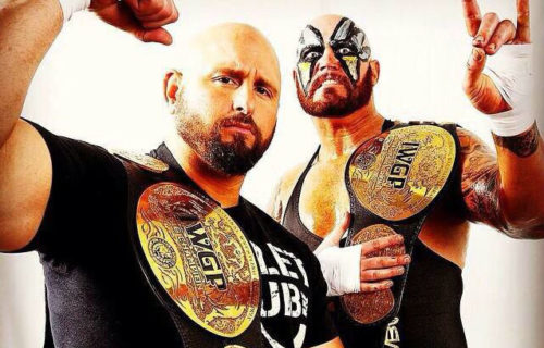 Doc Gallows And Karl Anderson In Dallas For WrestleMania?