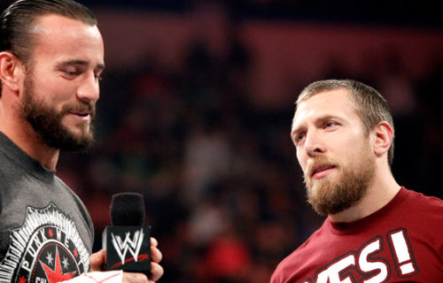 CM Punk & Daniel Bryan WWE Return Idea Leaks