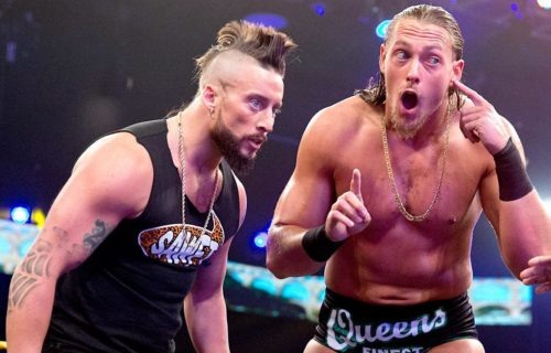 Enzo Amore on helping Big Cass with depression