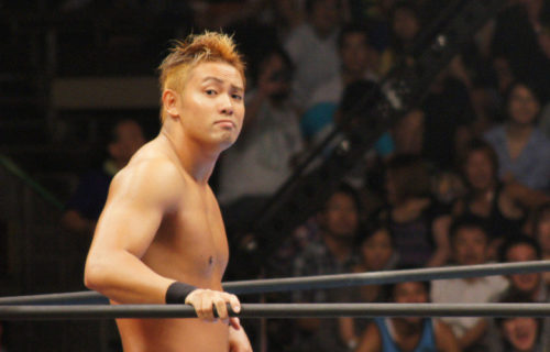 Kazuchika Okada reveals his top three wrestlers in the world