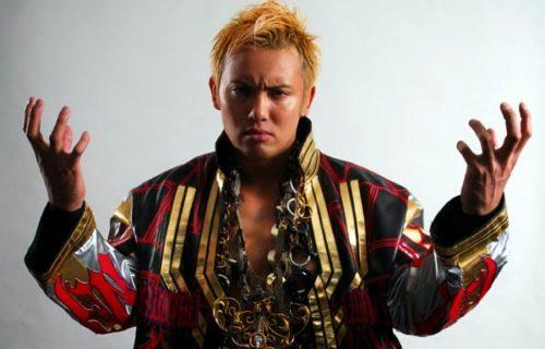 Kazuchika Okada Speaks On His Time In TNA And Shinsuke Nakamura Signing With WWE