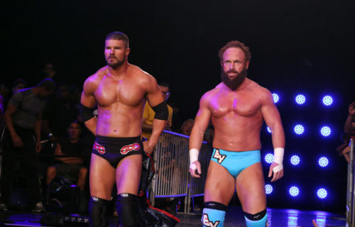 More On Bobby Roode And Eric Young Leaving TNA