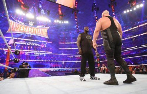 Big Show Confirms Wrestlemania Match With Shaq, Talks Retirement Soon
