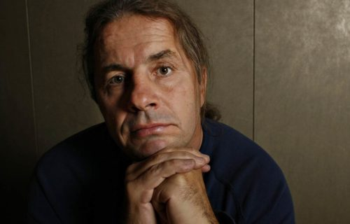 What went wrong with Bret Hart in WCW?