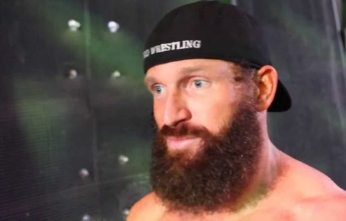 Has Eric Young signed With WWE NXT Yet?