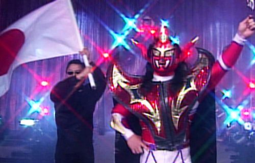 """Jushin """"Thunder"""" Liger Competing At Ring Of Honor's Global Wars PPV"""