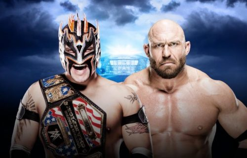 Ryback On Being Frustrated With His Spot At WrestleMania 32 And Being A Main Eventer