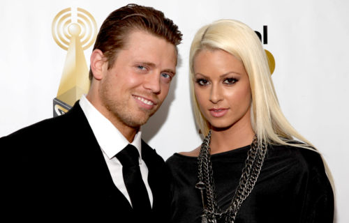 The Miz on if Maryse Will Ever Wrestle Again, Helping NXT Talent
