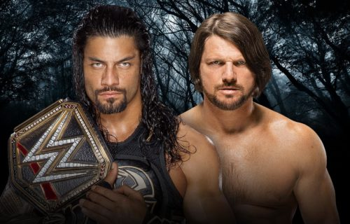 WWE Payback 2016 PPV Results: Roman Reigns vs. AJ Styles