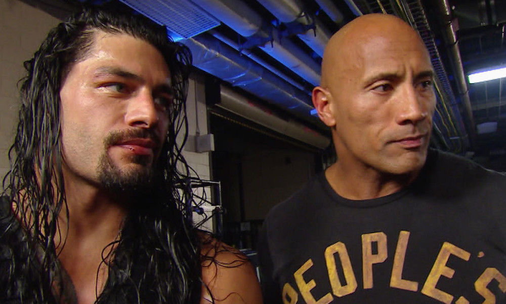 The Rock vs. Roman Reigns Rumored For New PPV