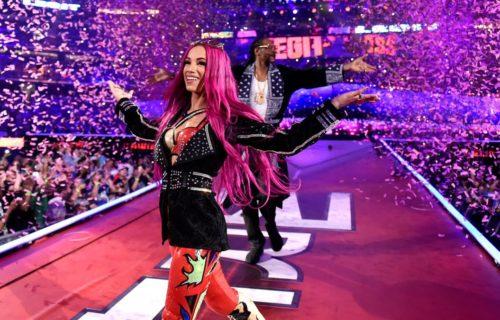 Chavo Guerrero Gives a Thumbs Down to Sasha Banks' Tribute to Eddie Guerrero at WrestleMania